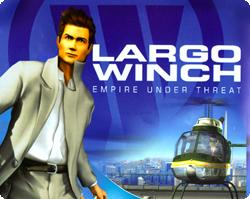 Largo Winch: Empire Under Threat Windows Front Cover