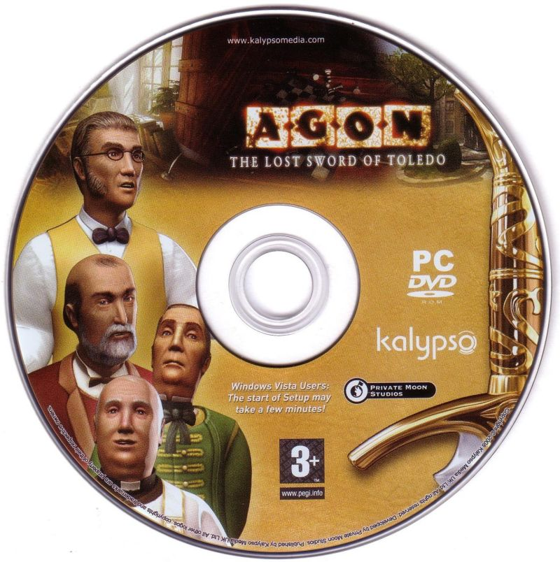 AGON: The Lost Sword of Toledo Windows Media