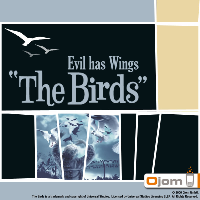 The Birds: Evil has Wings BREW Front Cover
