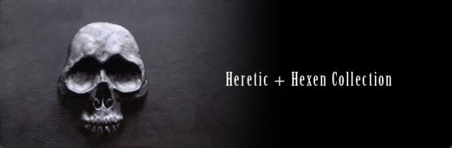 Heretic + Hexen Collection Windows Front Cover