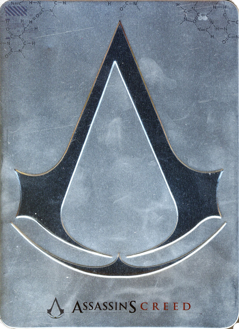 Assassin's Creed (Director's Cut Edition Pre-Order Pack) Windows Front Cover