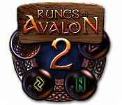 Runes of Avalon 2 Macintosh Front Cover