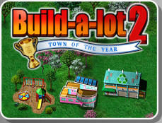 Build-a-lot 2: Town of the Year Windows Front Cover Hipsoft release