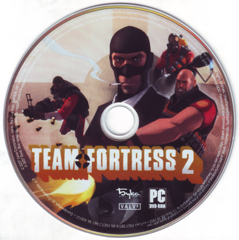 Team Fortress 2 Windows Media