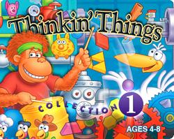 Thinkin' Things Collection 1 Windows Front Cover