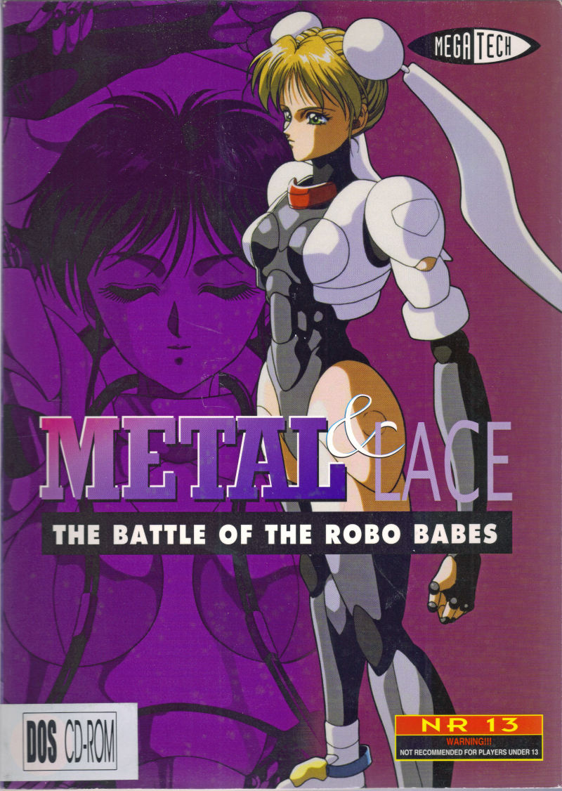 Metal Amp Lace The Battle Of The Robo Babes For Dos 1993