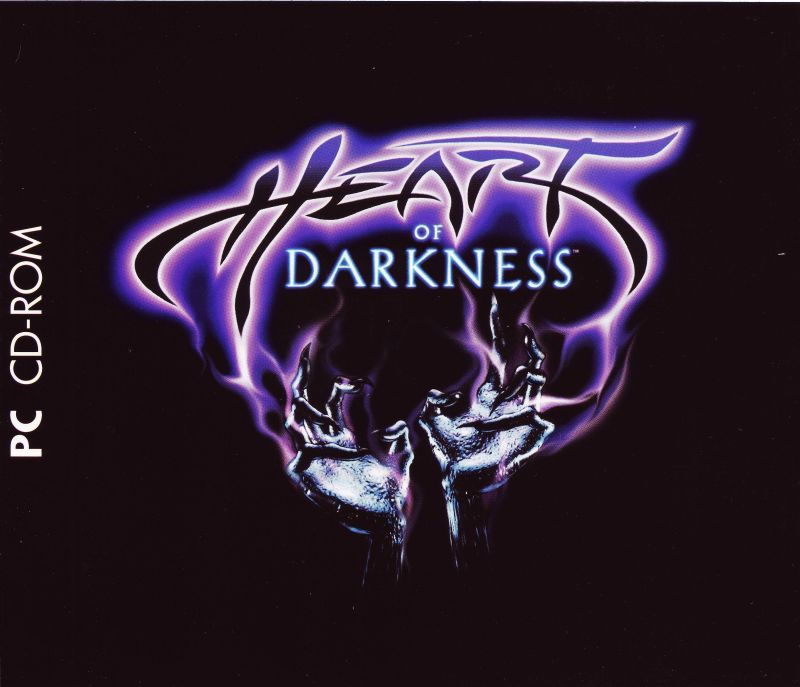 Heart of Darkness Windows Other Jewel Case - Inside Right