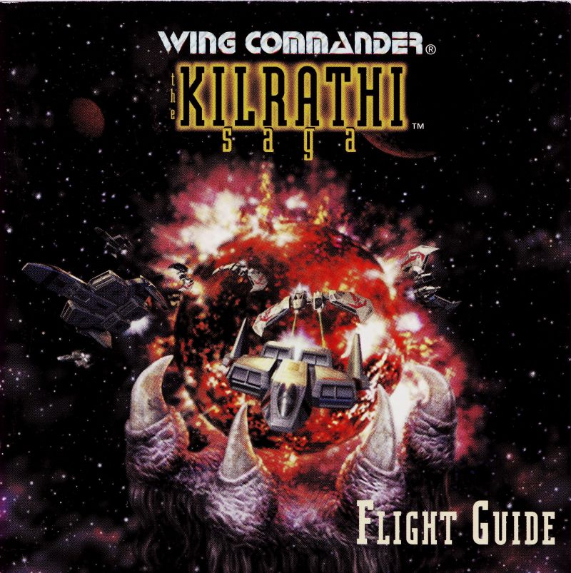 Wing Commander: The Kilrathi Saga Windows Other Jewel Case 1-5 - Front