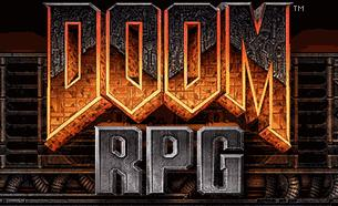 DOOM RPG BREW Front Cover