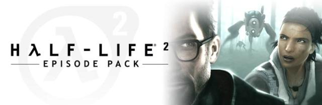 Half-Life 2: Episode Pack Windows Front Cover