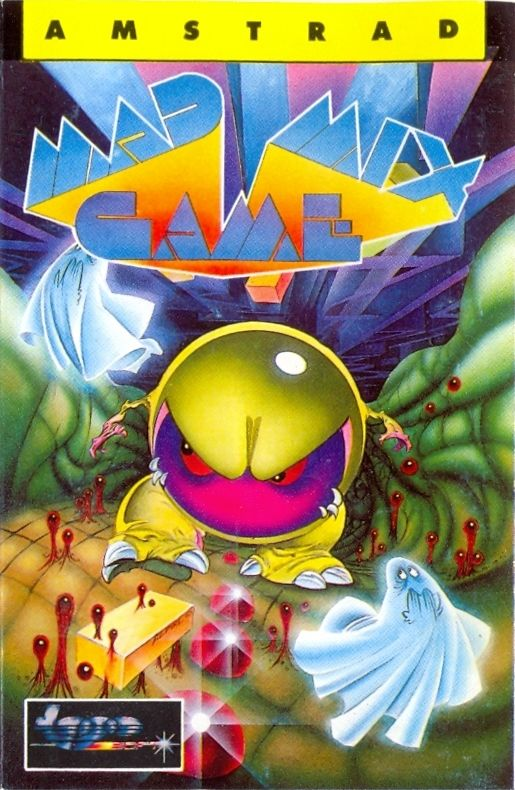 Jeux C.P.C. 112344-mad-mix-game-amstrad-cpc-front-cover