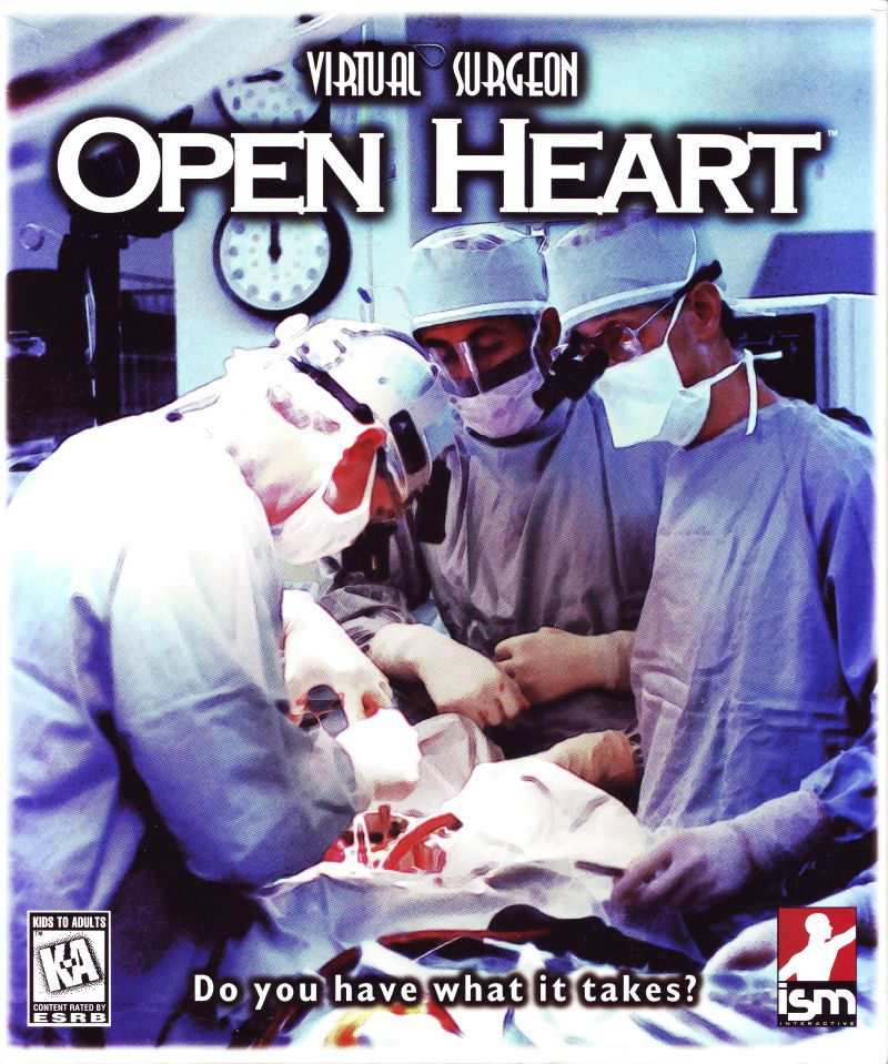 обложка 90x90 Virtual Surgeon: Open Heart