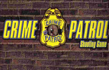 Crime Patrol Windows Front Cover
