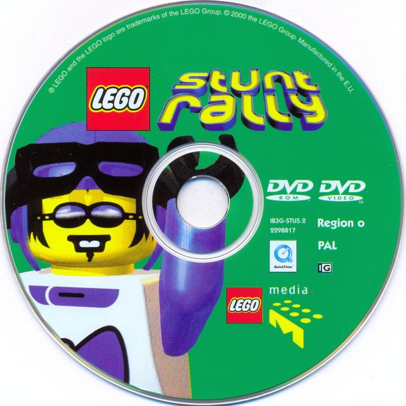 LEGO Stunt Rally Windows Media