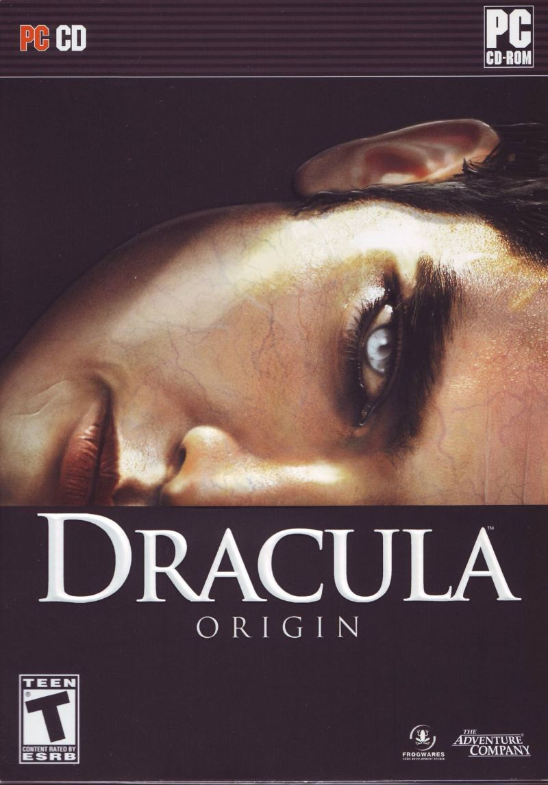Dracula: Origin Windows Front Cover