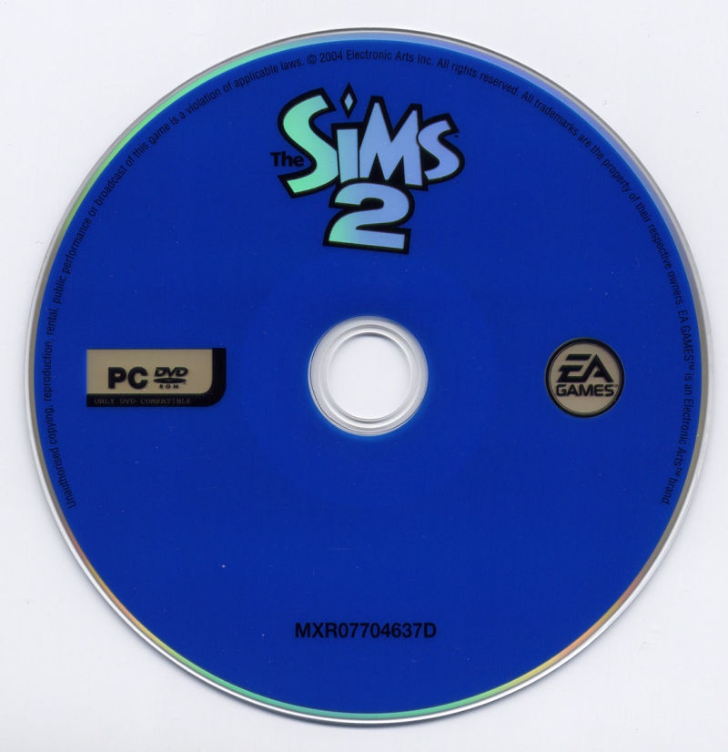 The Sims 2 Windows Media