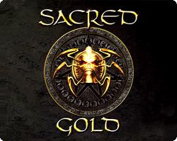 Sacred: Gold Windows Front Cover