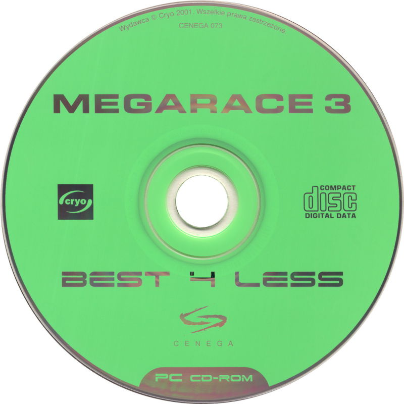 MegaRace: MR3 Windows Media
