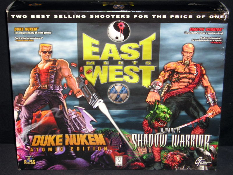 East Meets West Windows Front Cover