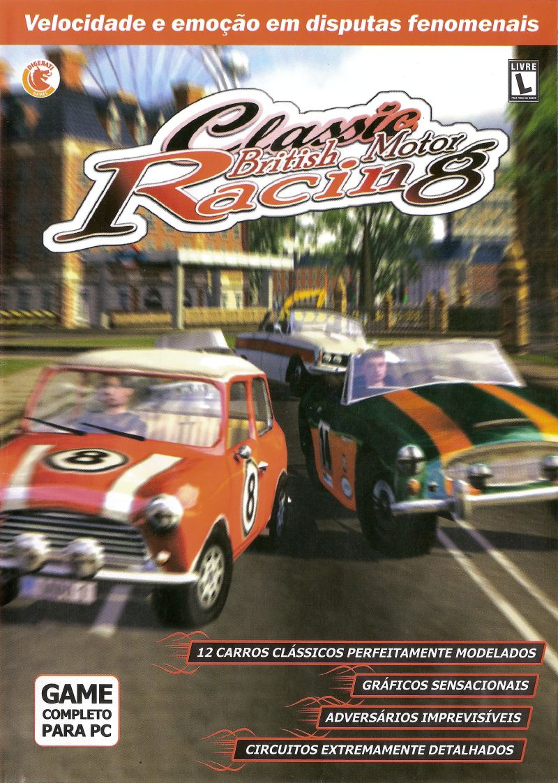 Classic British Motor Racing For Windows 2006 Mobygames