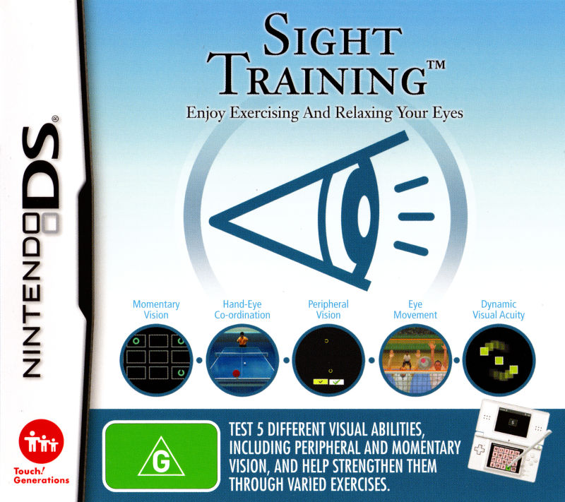 Flash Focus Vision Training in Minutes a Day