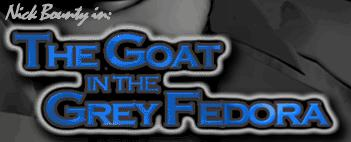 The Goat in the Grey Fedora Browser Front Cover