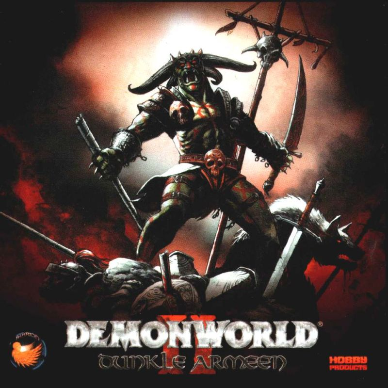 Demonworld: Dark Armies Windows Other Jewel Case - Front