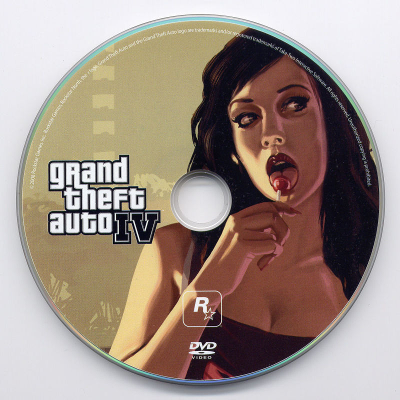 Grand Theft Auto IV PlayStation 3 Media