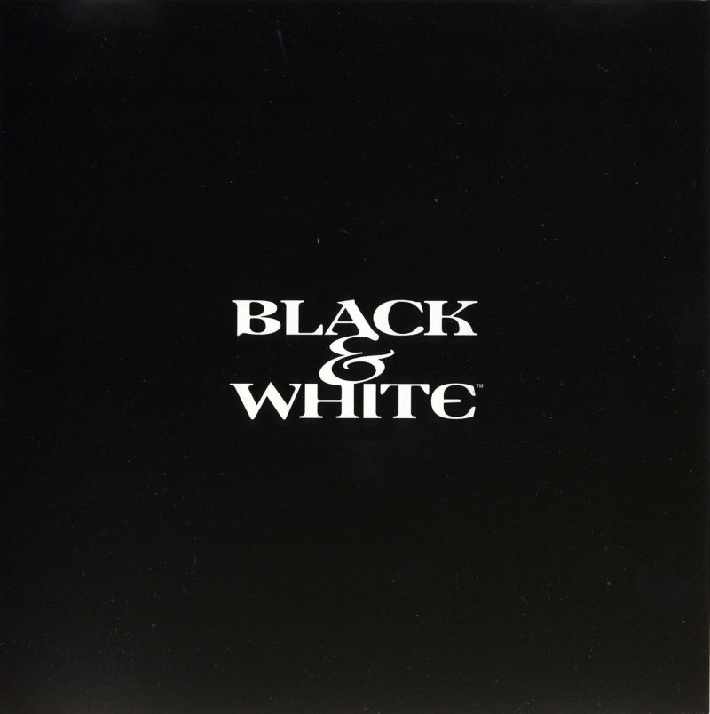 Black & White Windows Other Jewel Case - Front