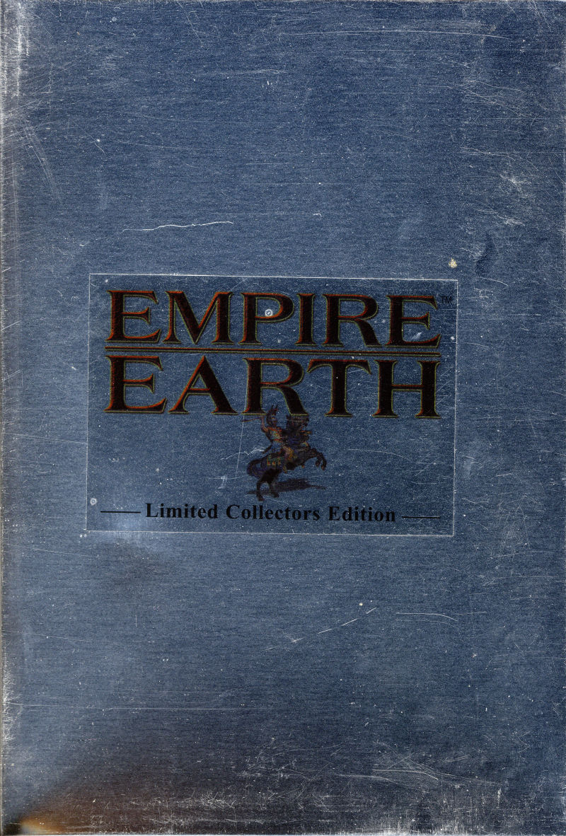 Empire Earth (Limited Collector's Edition)