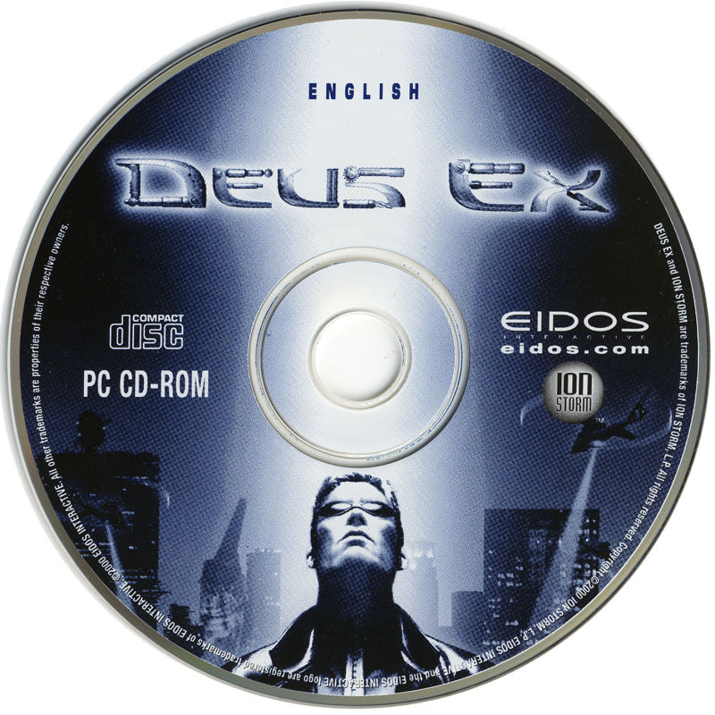 Deus Ex Windows Media