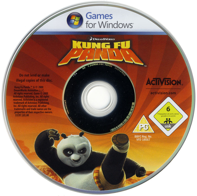 Kung Fu Panda Windows Media