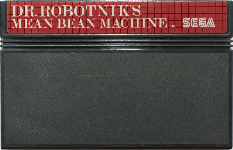 Dr. Robotnik's Mean Bean Machine SEGA Master System Media