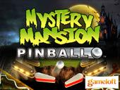 Mystery Mansion Pinball iPod Classic Front Cover