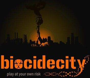Biocide City Browser Front Cover
