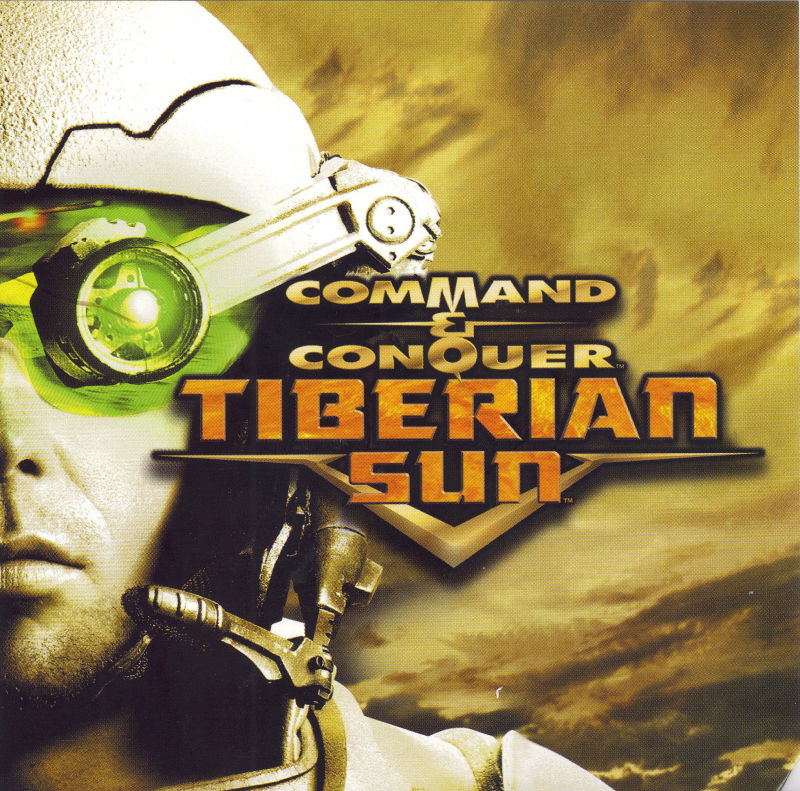 Command & Conquer: Tiberian Sun Windows Other Jewel Case - Front