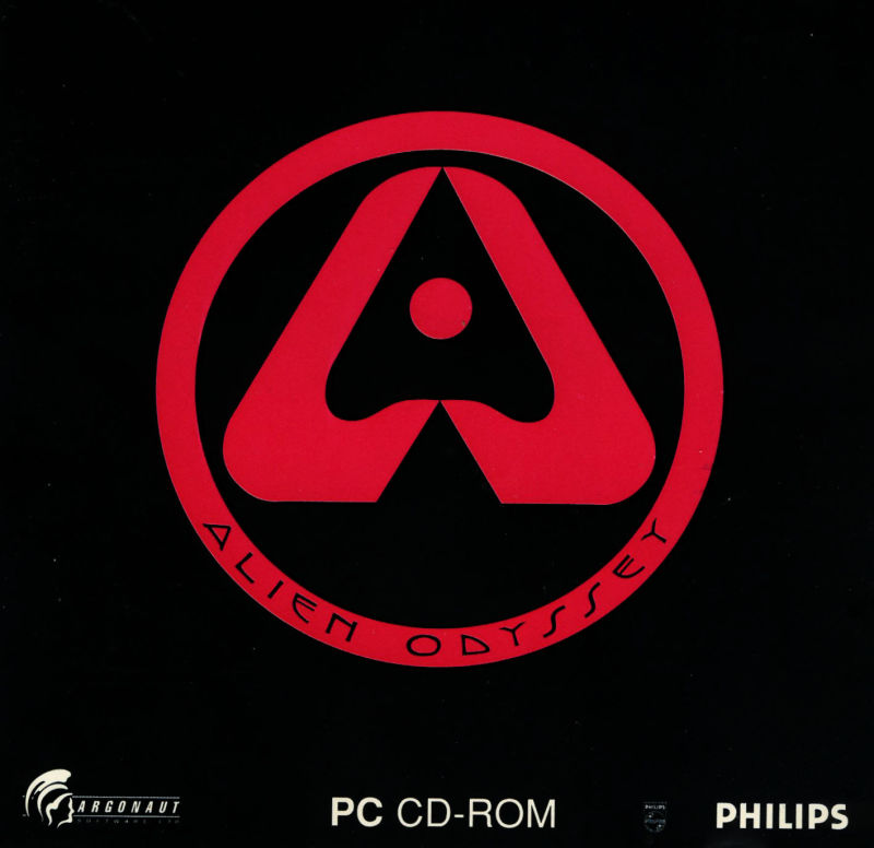 Alien Odyssey DOS Other Jewel Case - Front Cover