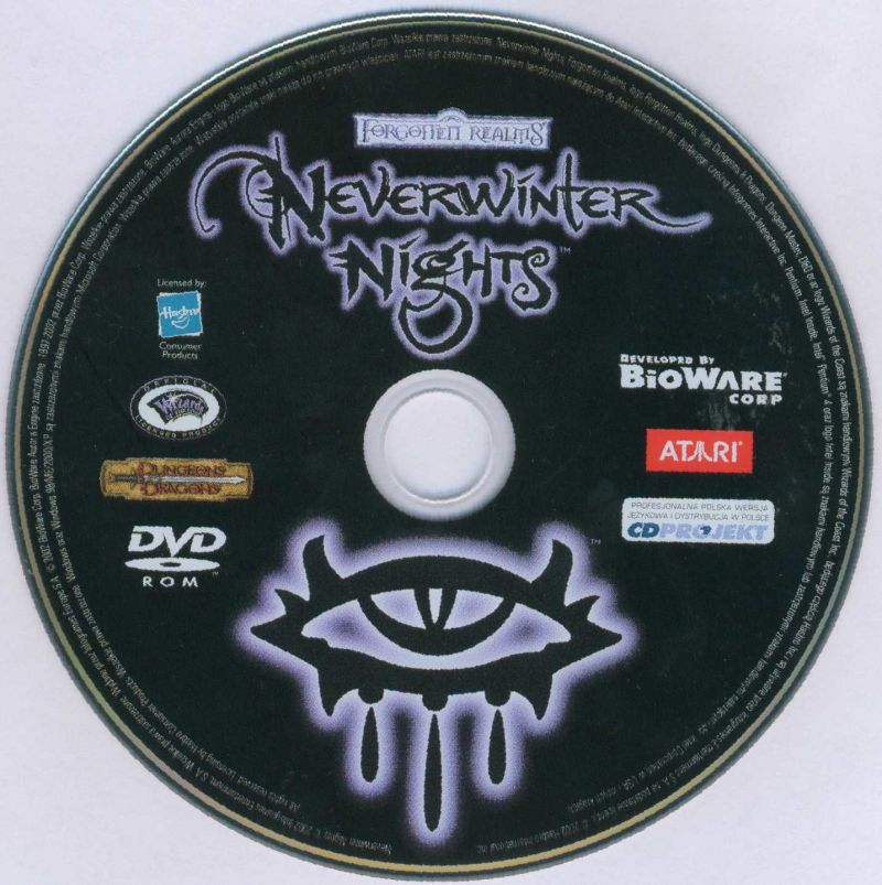 Neverwinter Nights Windows Media