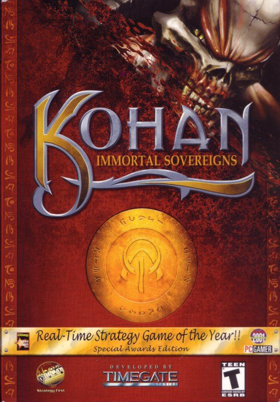 обложка 90x90 Kohan: Immortal Sovereigns - Special Awards Edition