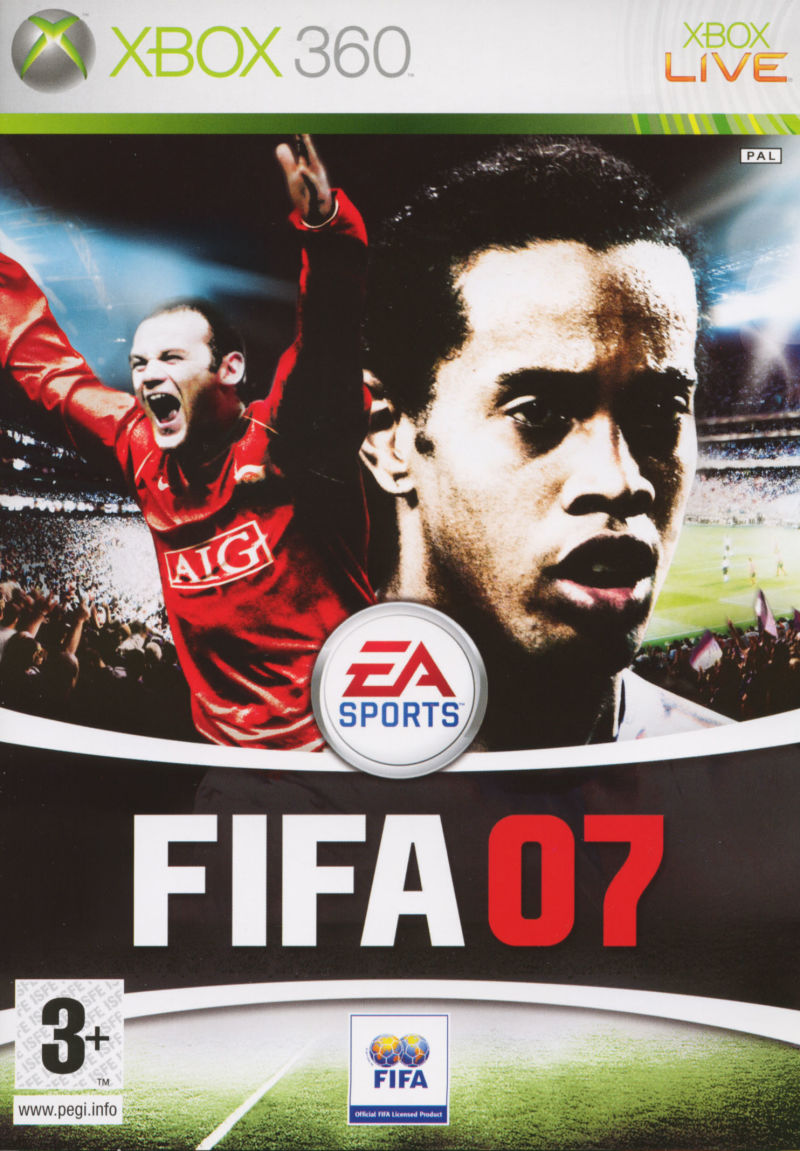 FIFA Soccer 07 for Xbox 360 (2006) - MobyGames