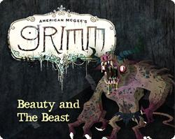 American McGee's Grimm: Beauty and the Beast Windows Front Cover