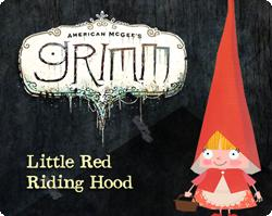 American McGee's Grimm: Little Red Riding Hood Windows Front Cover