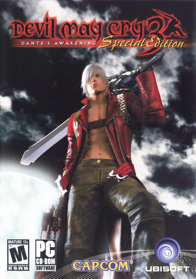 دانلود cry hack Devil May Cry 3: Dante's Awakening - Special Edition for ...