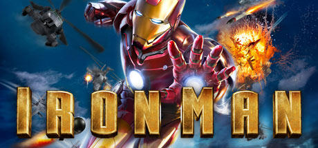 Iron Man Windows Front Cover