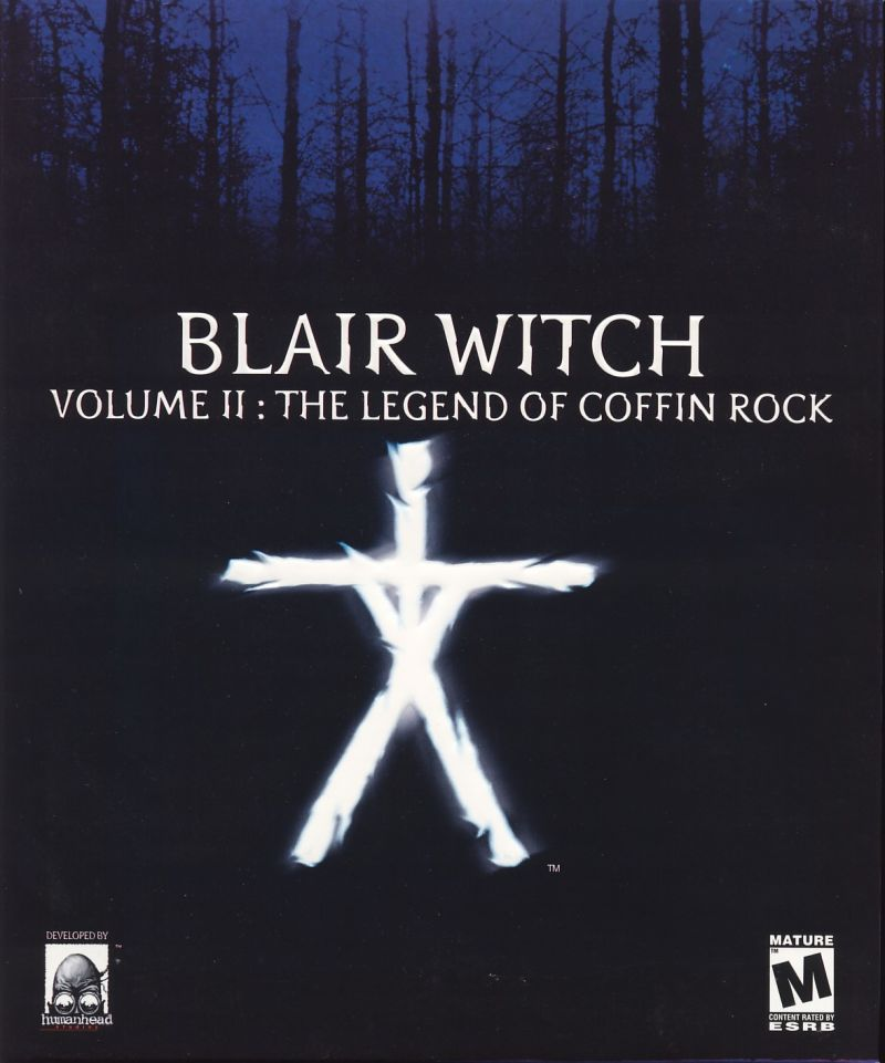 Blair Witch: Volume II - The Legend of Coffin Rock Windows Front Cover
