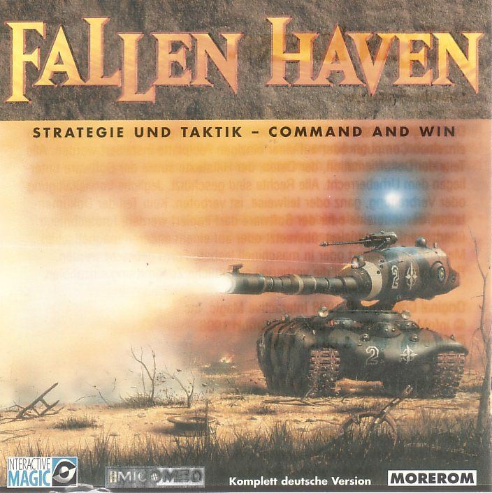 Fallen Haven Windows Front Cover