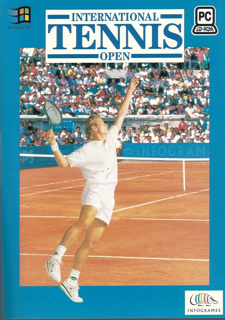 International Tennis Open Windows Front Cover