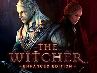 The Witcher: Enhanced Edition Windows Front Cover