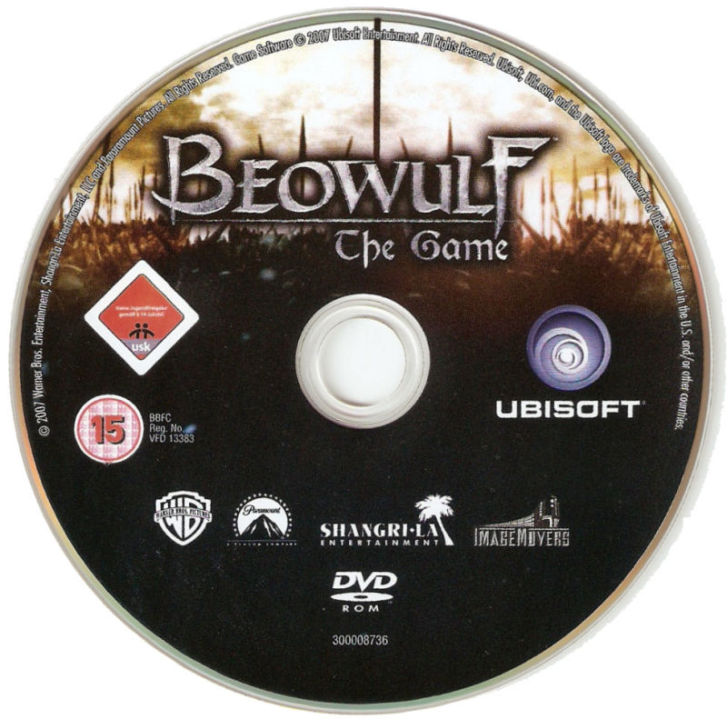 Beowulf: The Game Windows Media