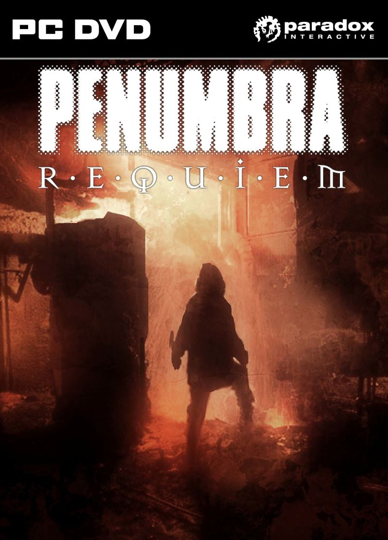 Penumbra: Requiem Windows Front Cover